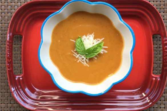 Tomato Soup | The Kitten Kitchen
